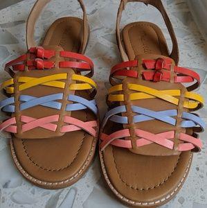 Madewell Maya Huarache Sandal